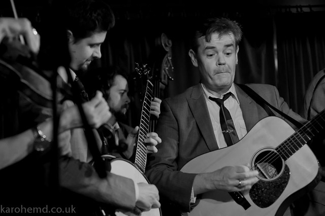 The Coal Porters at the Green Note, 02/03/13
