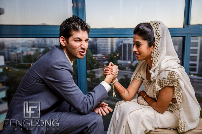 Sydney Indian Wedding Nikkah