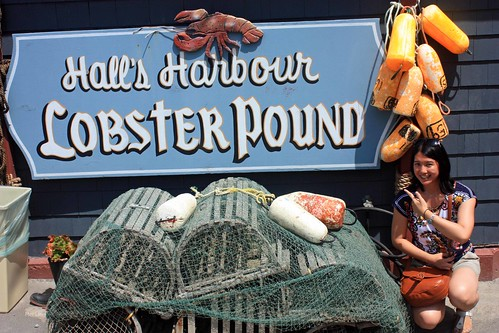 Hall's Harbour Lobster Pound