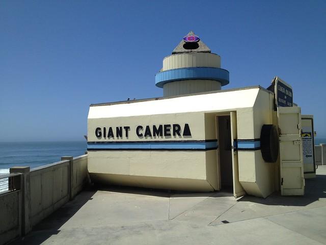 Giant Camera Obscura