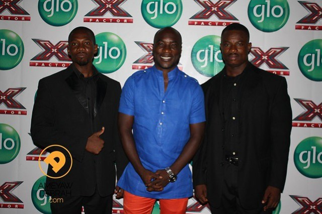 xfactor launch in Ghana