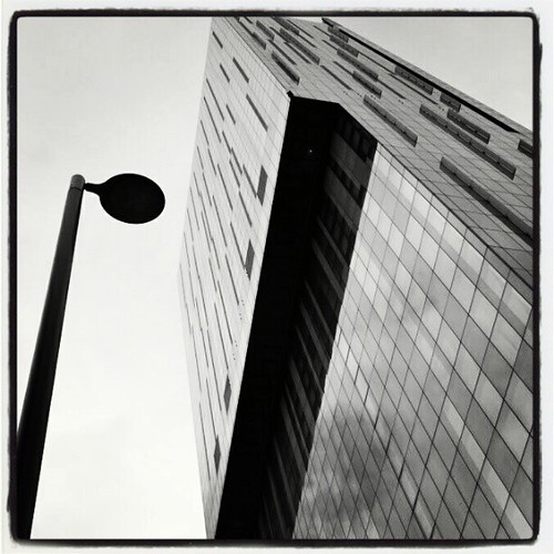 Beetham Tower 06 by Angela Seager