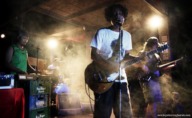 Coffee Break Island Camp Tiaong Gubat 5th Bob Day Roots Festival
