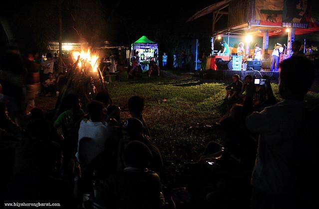Tiaong Gubat Sanctuary Bonfire 5th Bob Day Roots Festival Quezon