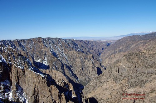 Sunset Point - Black Canyon of the Gunnison