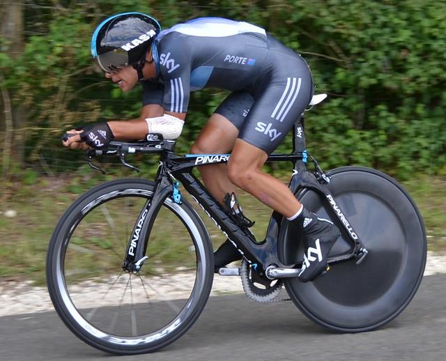 Richie Porte TDF2012