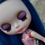 Astrid - Custom Factory Blythe