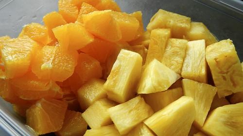 Pineapple Buckle 3