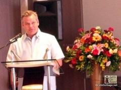 Geir Sikko, Park Inn Davao General Manager