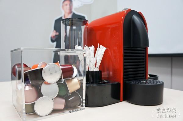 Nespresso U咖啡機~~小資家庭也能輕鬆享受頂級好咖啡(限量版口味新上市) @ 紫色微笑。Ben&Jean的饗樂生活 :: 痞客邦