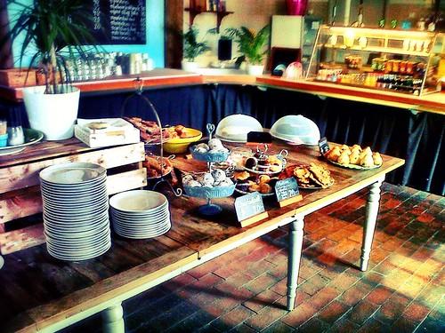 Breakfast Buffet in Sweden, 2012 by SpatzMe