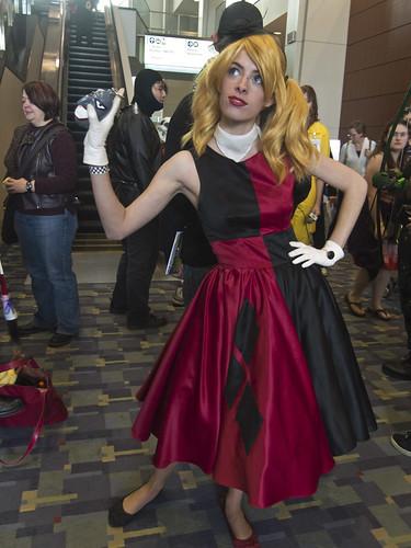1950s Harley Quinn