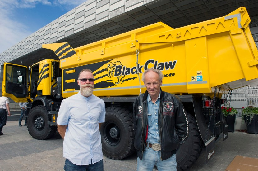 Scania Black Claw
