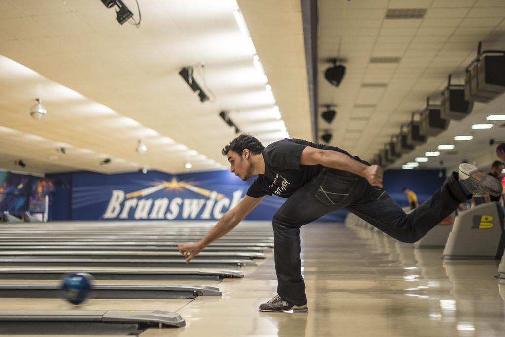 Bowling Night - kompany vs Gaminside