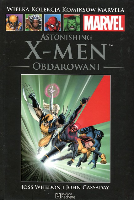 WKKM02 X-Men Obdarowani