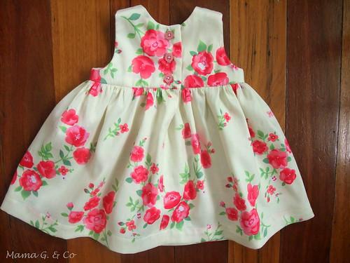 Baby Geranium Dress (3)