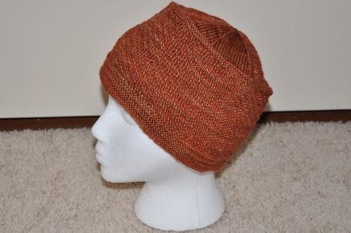 Seaworthy Gansey hat.