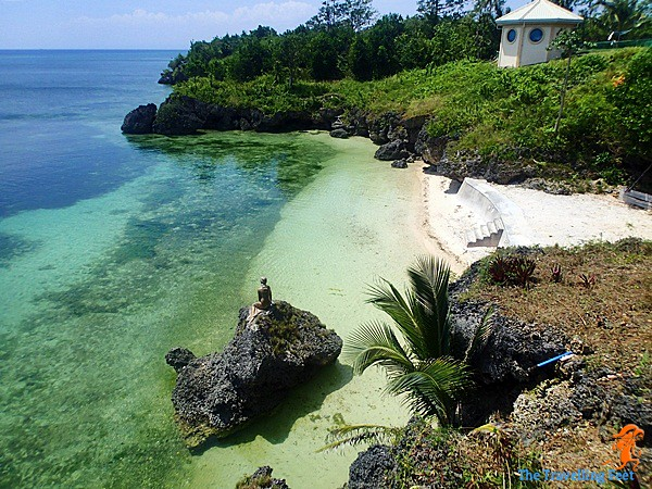 Danish Lagoon Beach in Paliton San Juan Siquijor