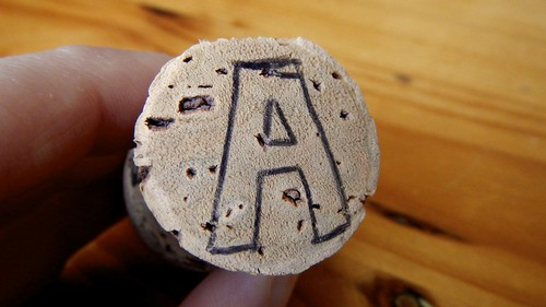 Cork Stamps 4