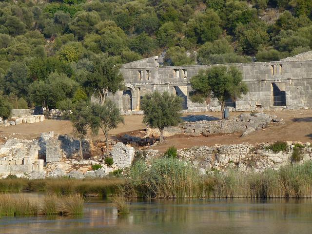 Turquie - jour 10 - Demre (Myra) - 134 - Andriake