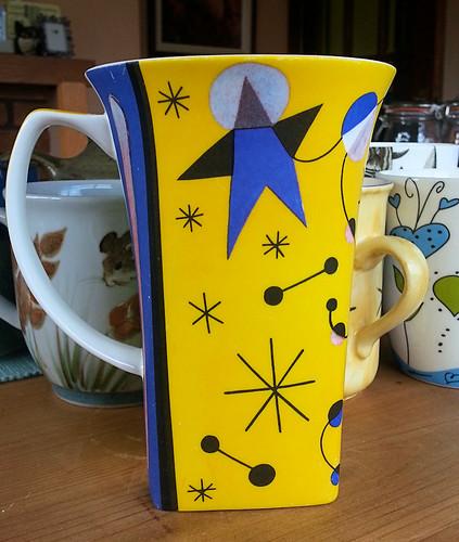 Giant Miro mug