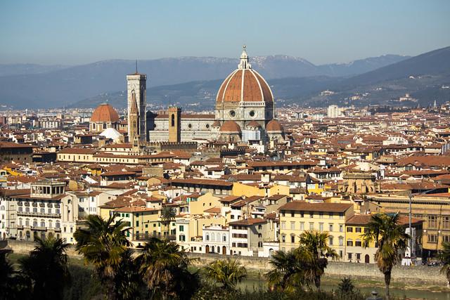 Florencia. Firenze