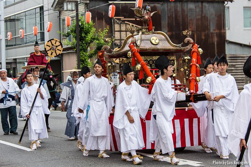 Festival Sansha Taisai de Hachinohe-13