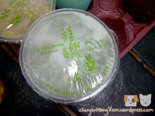 Trà sữa Tiên Hưởng