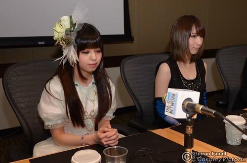 Haruna Luna & Aoi Eir