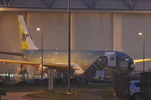 F-WWTR Airbus A330-343E 1420 Cebu