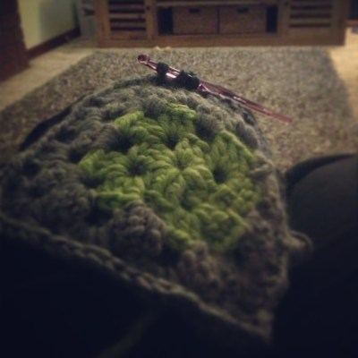 Hello crochet... It's been a while!!
