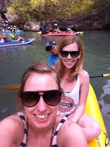 sea canoe in thailand