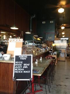 Perk's Coffee in Lampasas, TX