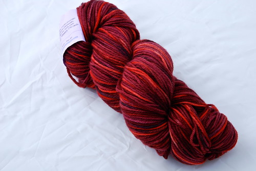 Chasing Rainbows Dyeworks Kona Superwash Fingering
