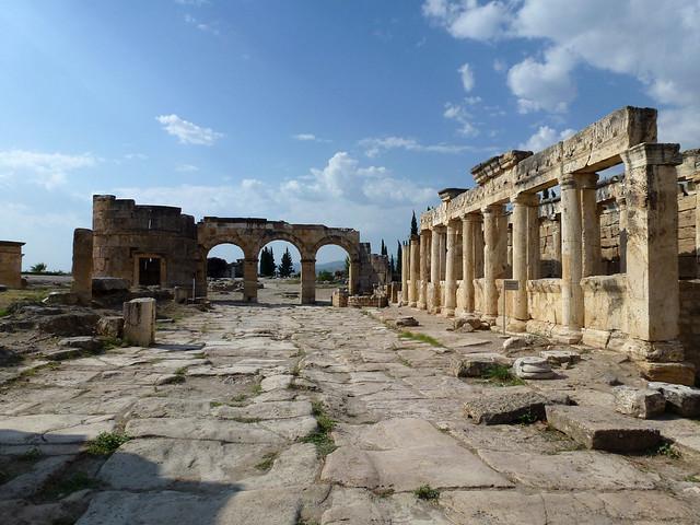 Turquie - jour 12 - De Kas à Pamukkale - 142 - Hierapolis