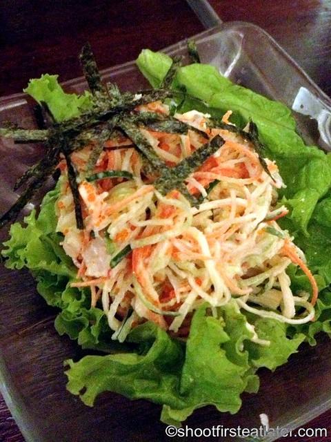 Tsumura salad P300