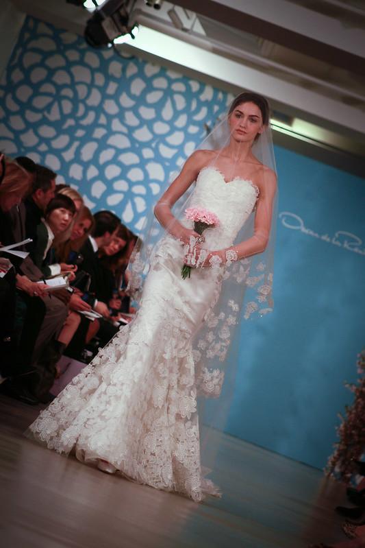 Oscar de la Renta Bridal 2014 - 131