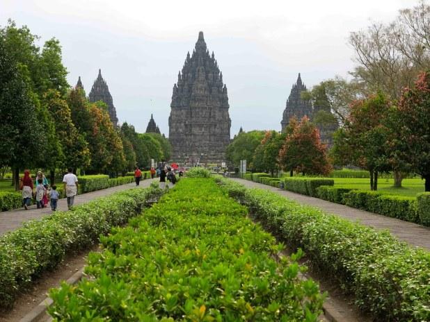 Excursión a Prambanan