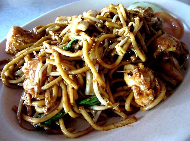 RC fried noodles