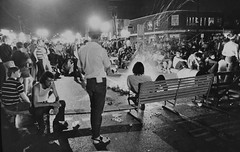 Students Again Seize U.S. Route 1 in War Protest: May 1970