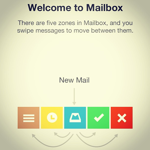 Happy Friday to me! Excited to start using my #mailbox! #nerd