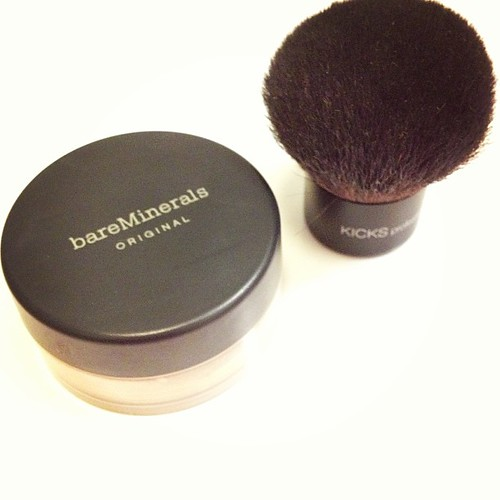 #barrminerals #kabuki #makeup #mineralfoundation #instadaily