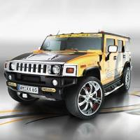 Hummer H2 Live Wallpaper HD for Android
