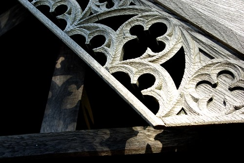 20120219-05_Fretwork - St Mary's - Clifton Upon Dunsmore by gary.hadden