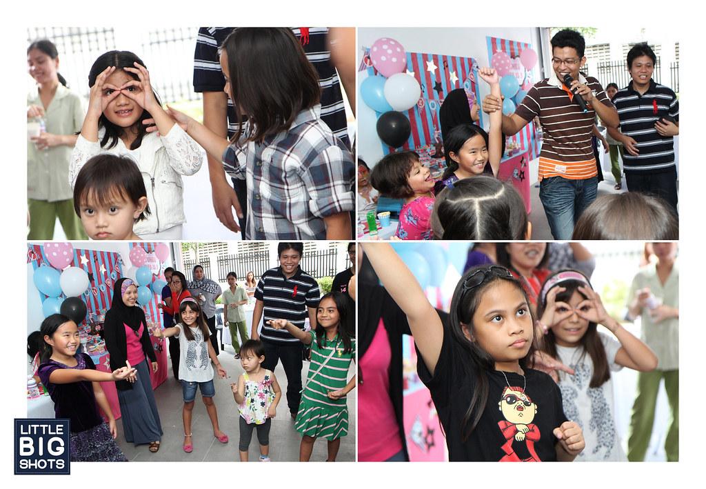 Happy Birthday Tunku Ines!