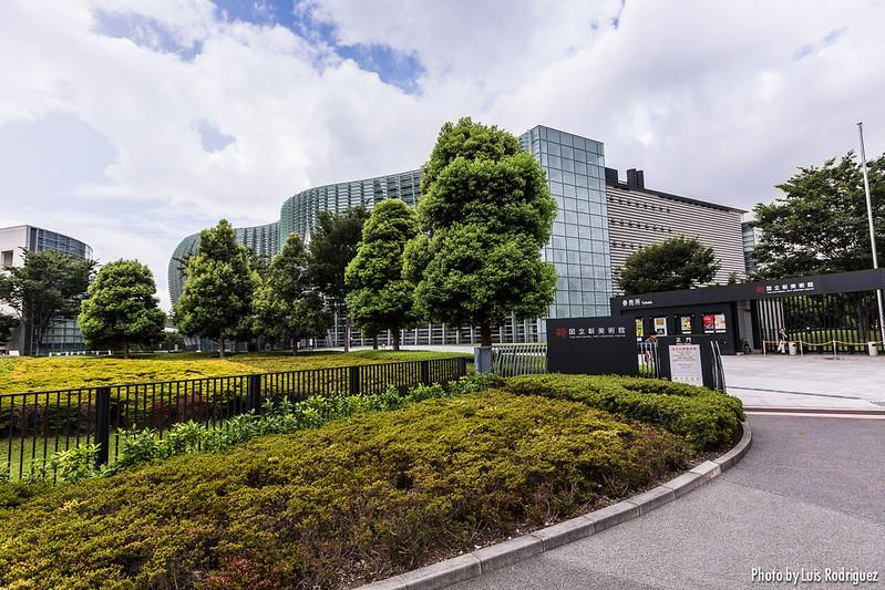The National Art Center Tokyo-2