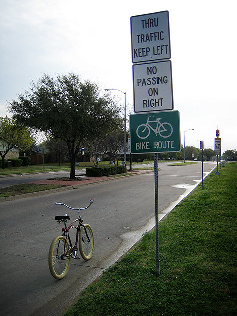 Bike Route For All
