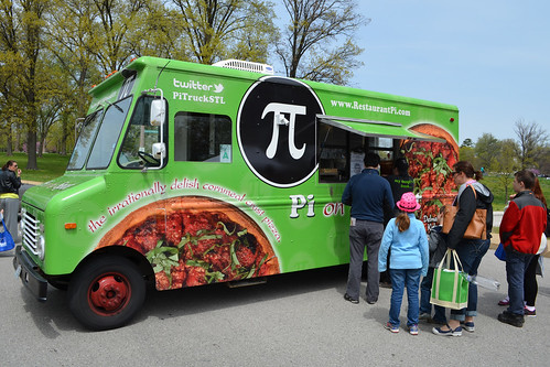 The Pi Food Truck by dougclemens
