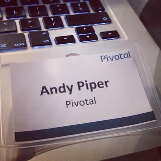 I am Pivotal