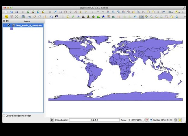 Creating a map using qgis school of data evidence is power thats the shapefile containing the borders of all countries click open to add finally it to the map gumiabroncs Choice Image